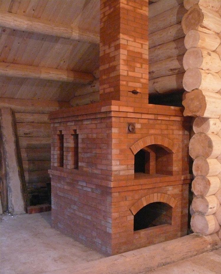 Русская печь печка своими руками фото 432