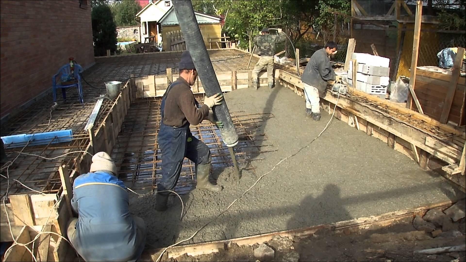 Фундамент для дачного дома: технология строительства 86