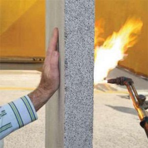 Предел огнестойкости кирпичной стены 120 мм