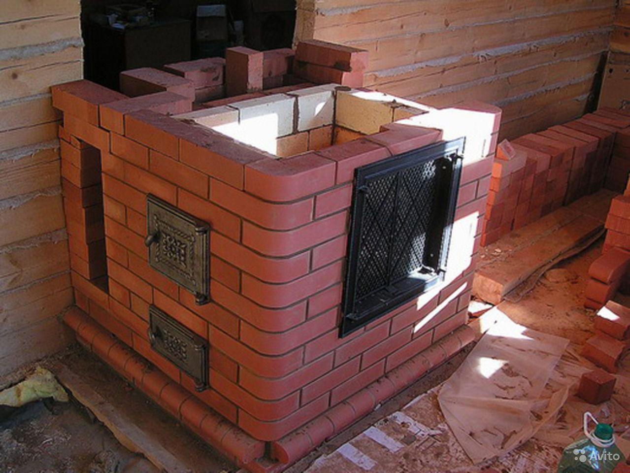 Печи кирпичные для дома с теплообменником Уплотнения теплообменника Анвитэк ARX-00 Иваново